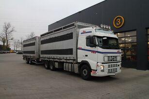 камион за превоз на птици VOLVO FH12.480 6x4 + ремарке фургон