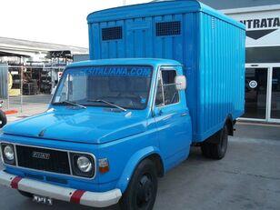 камион за превоз на животни FIAT 616 N3/4 TRASPORTO BESTIAME ANIMALI VIVI