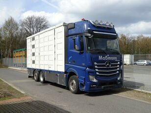 камион за превоз на животни MERCEDES-BENZ Actros 2551 6x2