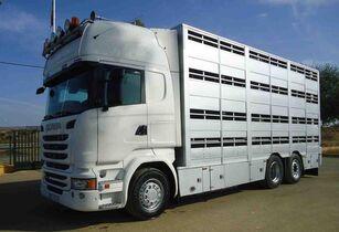 камион за превоз на животни SCANIA R 490