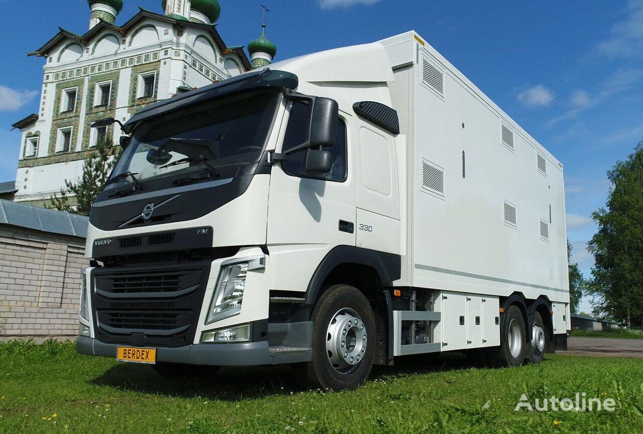 нов камион за превоз на животни VOLVO FM
