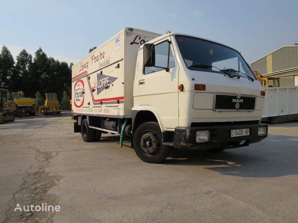 камион за сладолед MAN 6100F