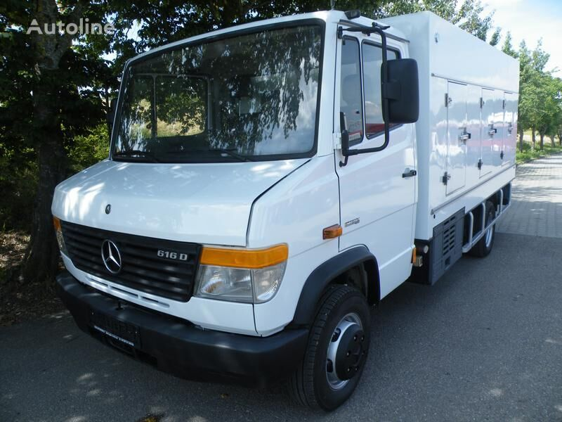 камион за сладолед MERCEDES-BENZ 616D Eis/Ice -33°C Cold Car BlueTec Euro-5