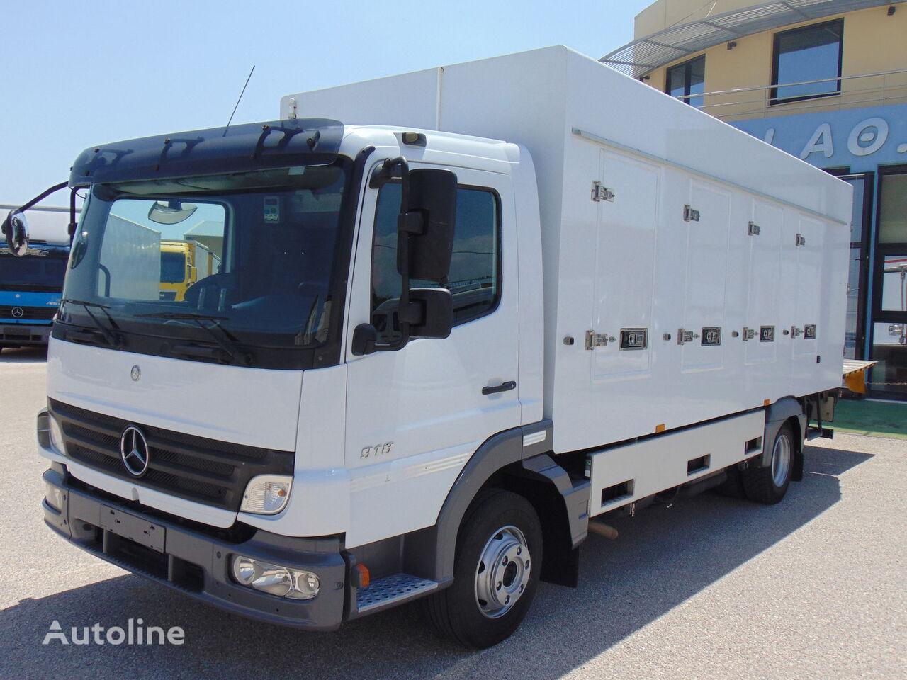 камион за сладолед MERCEDES-BENZ 918 L