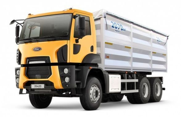 нов камион зърновоз FORD Trucks 3542D AGRO