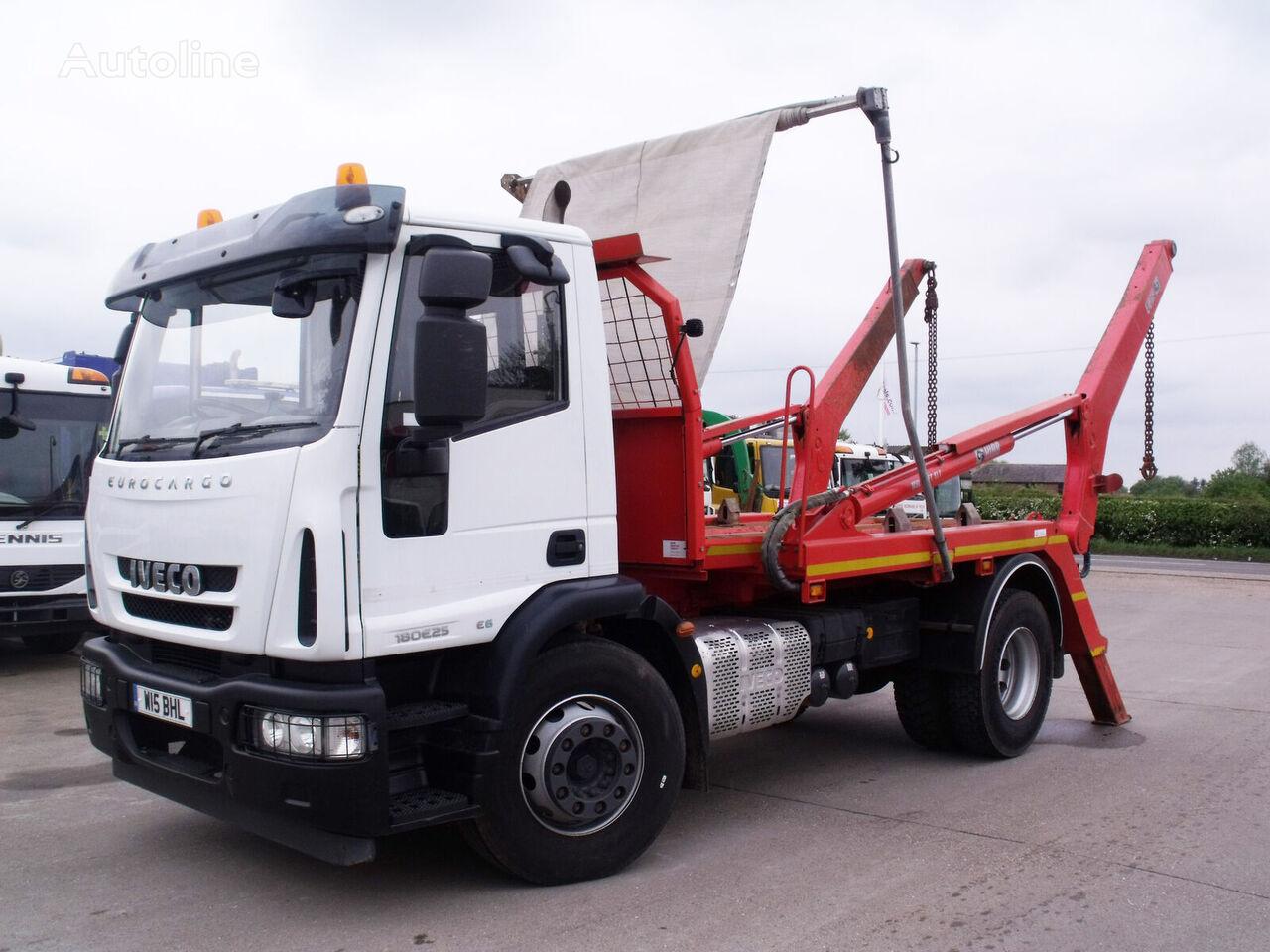 мултилифт за контейнери камион IVECO Eurocargo 180E25