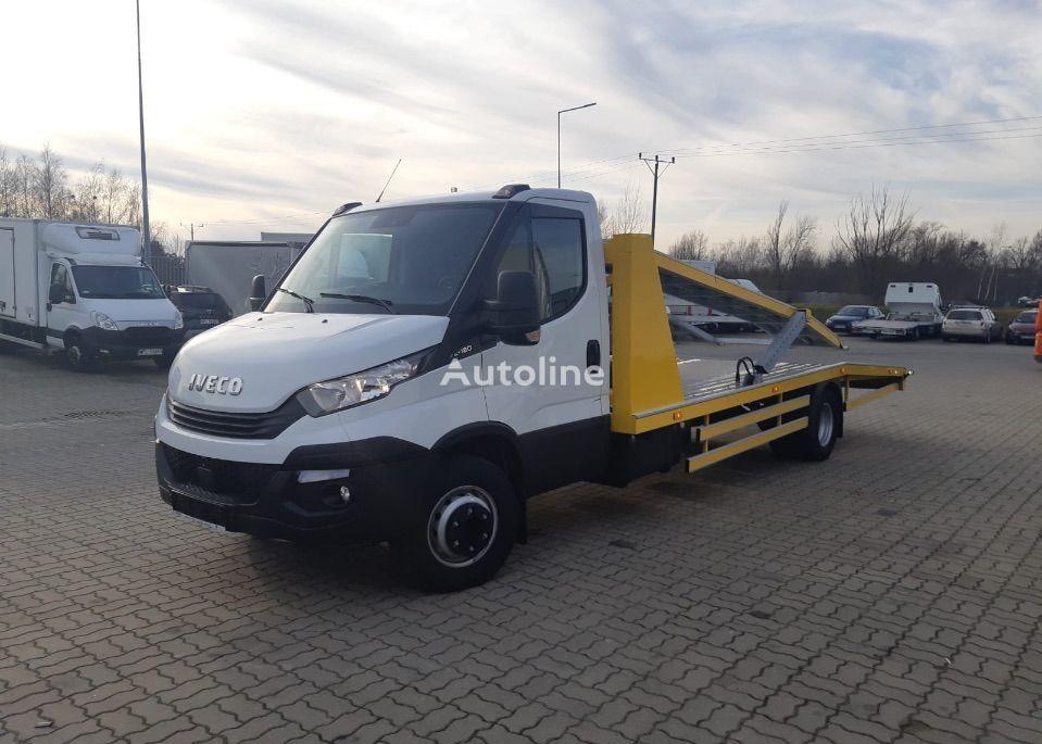 нов пътна помощ IVECO Daily 70C18 Auto Laweta