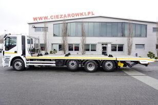 пътна помощ IVECO Stralis 360 , EEV , 8X2 , tridem , load 17t , 8,8m long , retard