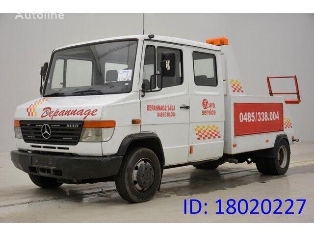 пътна помощ MERCEDES-BENZ VARIO 814D