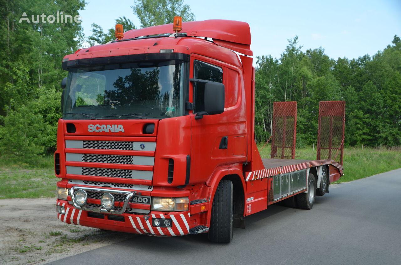 пътна помощ SCANIA 124 L