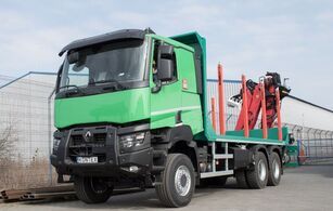 нов транспорт на дървесина RENAULT K 520 P HEAVY
