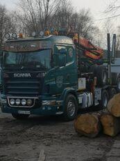 транспорт на дървесина SCANIA R620