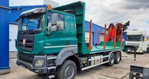 нов транспорт на дървесина TATRA Phoenix