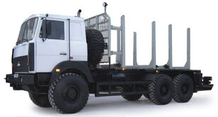 транспорт на дървесина МАЗ 6317Х9-444 (6x6)