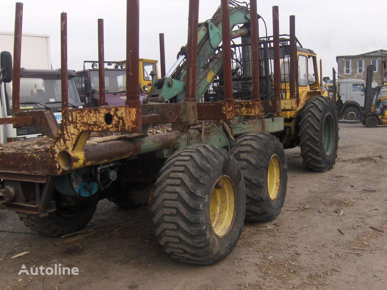 транспорт на дървесина VOLVO SM-868 bolinder-munktel