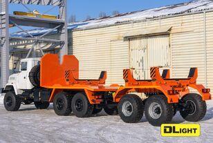 нов тръбовоз КРАЗ 6322-05