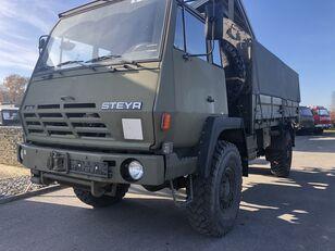 военен камион STEYR 1291.320 P43/M 4x4 Pritsche mit Plane