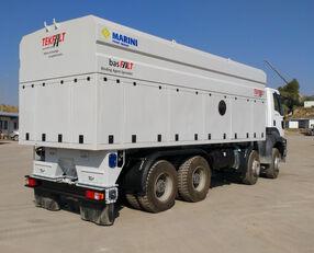 нов военен камион TEKFALT basFALT Binding Agent Spreader
