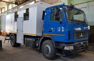 нов военен камион МАЗ 5340