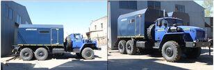 нов военен камион УРАЛ Паропромысловая установка ППУА-1600/100 на шасси Урал 4320