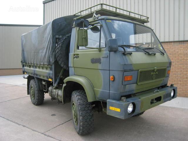 военен камион MAN 8.136