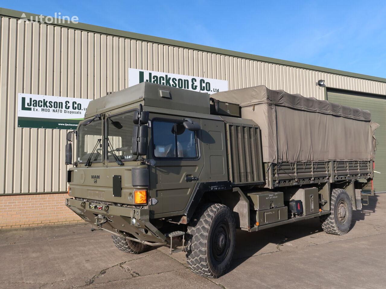 военен камион MAN HX60 18.330 4x4 Army Truck