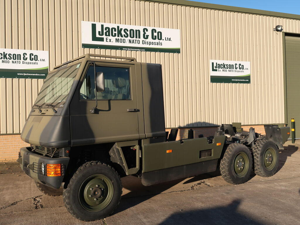 военен камион MOWAG Duro II 6x6