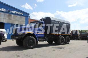 нов военен камион UNISTEAM ППУА 1600/100 серии UNISTEAM-M1 УРАЛ NEXT 4320
