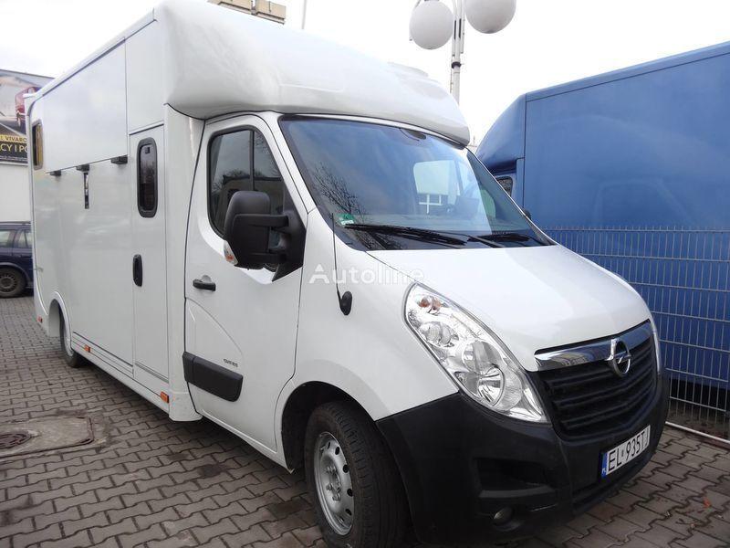 камион за превоз на коне OPEL Movano