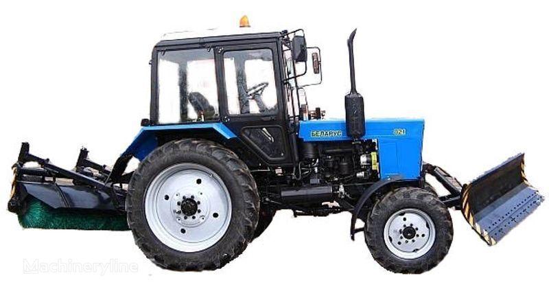 друга комунална техника МТЗ БАМ-2 (отвал+щетка)на тракторах МТЗ