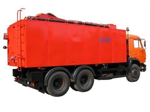 камион за отпушване на канали КАМАЗ КО-564
