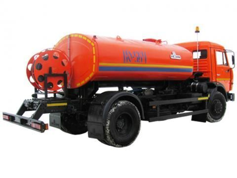 камион за отпушване на канали КАМАЗ КО-564-20