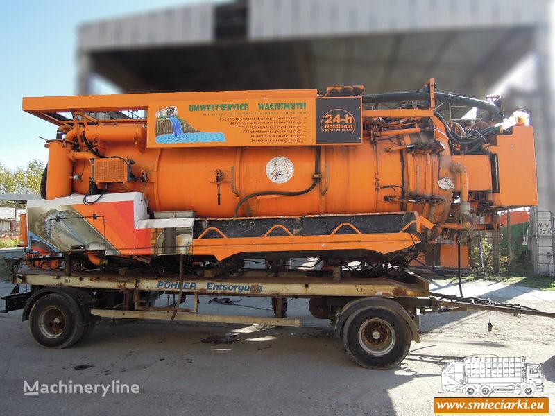 каналопочистваща машина D/MRW/0173-18