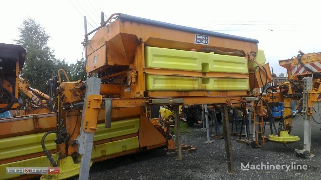 машина за опесъчаване Piaskarko solarka KUPPER WEISSER 5m3