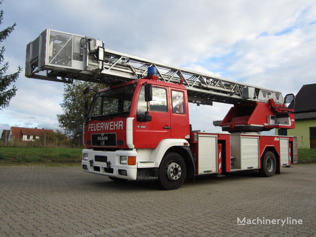 пожарна автостълба MAN L 82 15-284