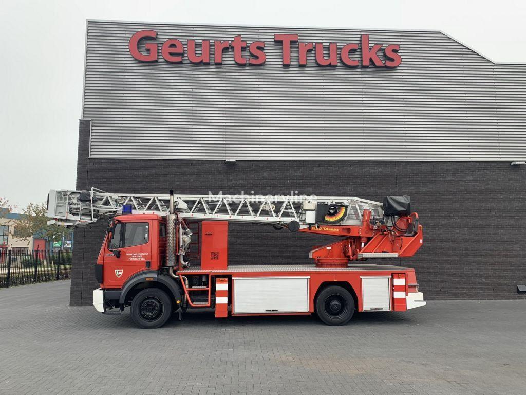 пожарна автостълба MERCEDES-BENZ camiva DLK 23/12