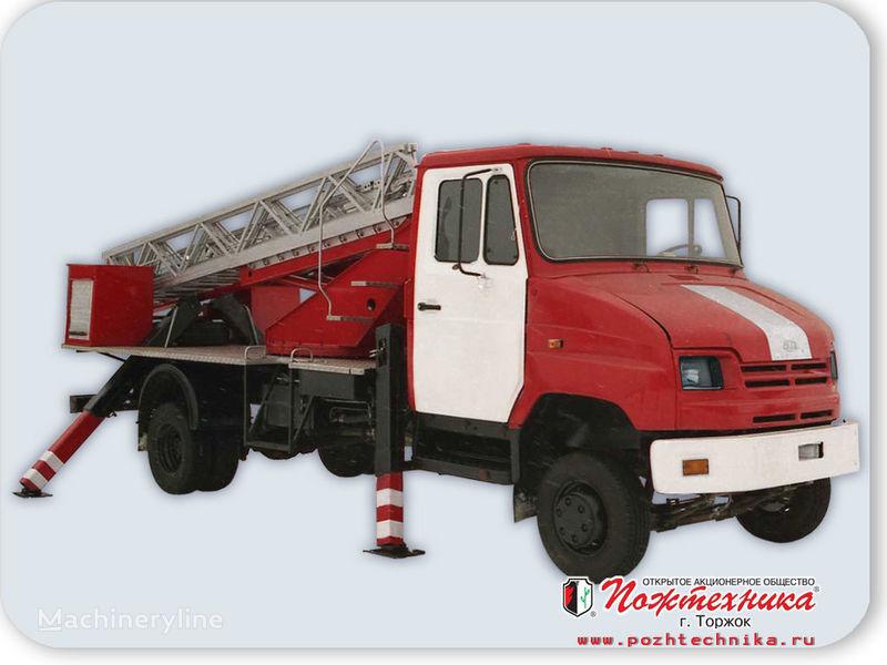 пожарна автостълба ЗИЛ АЛ-17