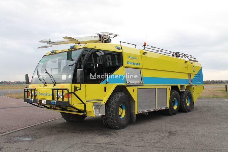 пожарна кола за летище Reynolds Boughton Barracuda 6x6