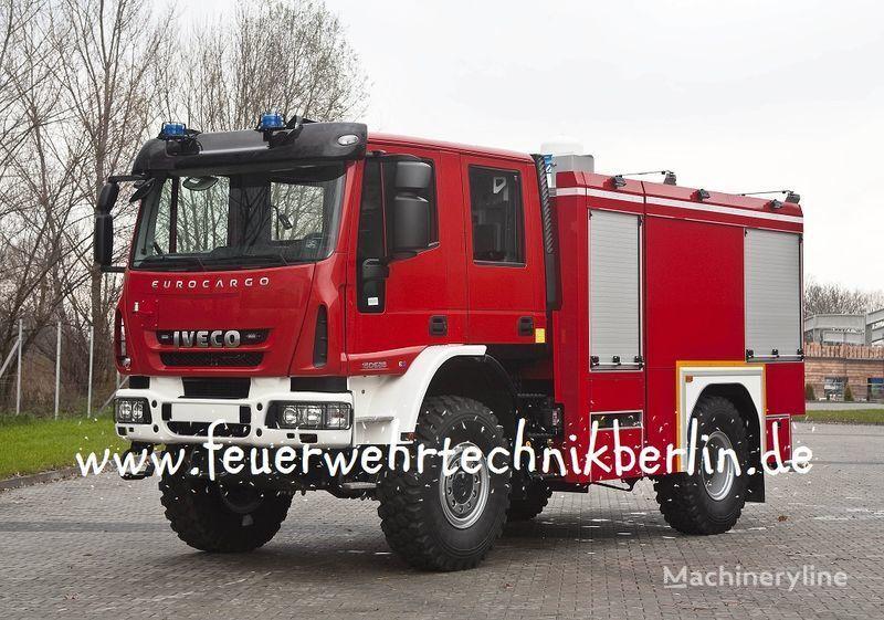 нов пожарна кола IVECO Eurocargo ML150E28 WS Fahrgestell.: 4x4 Neufahrzeug, Sofort Verf