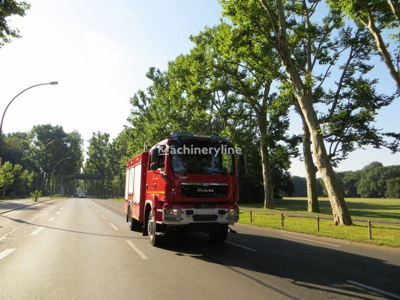 нов пожарна кола MAN 18.290