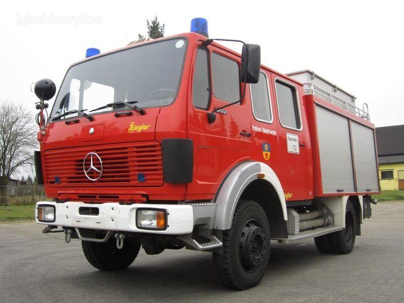 пожарна кола MERCEDES-BENZ 1222 AF