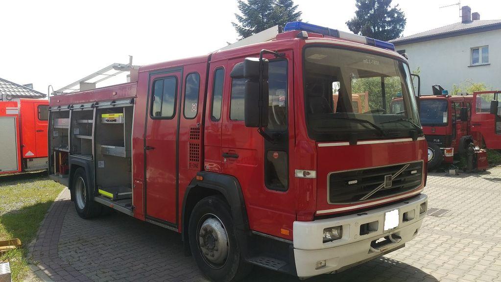 пожарна кола VOLVO FL6H