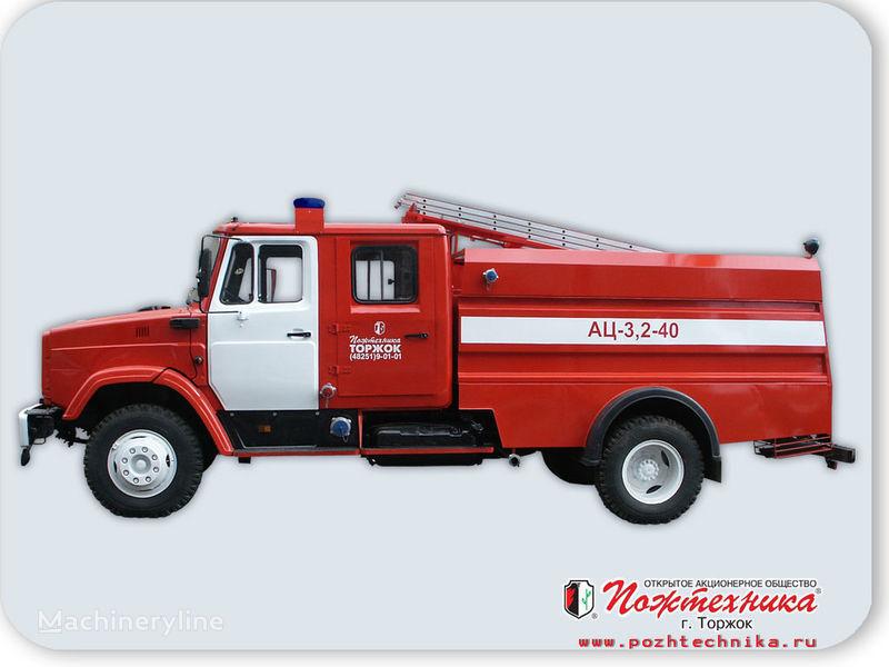пожарна кола ЗИЛ АЦ 3,2-40