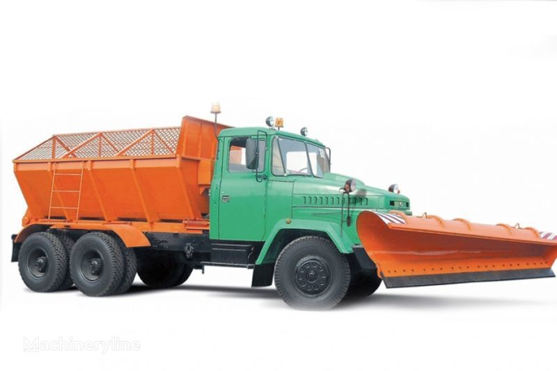снегорин КРАЗ 65053-МДКЗ-30