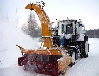 нов снегорин МТЗ ОФР- 200