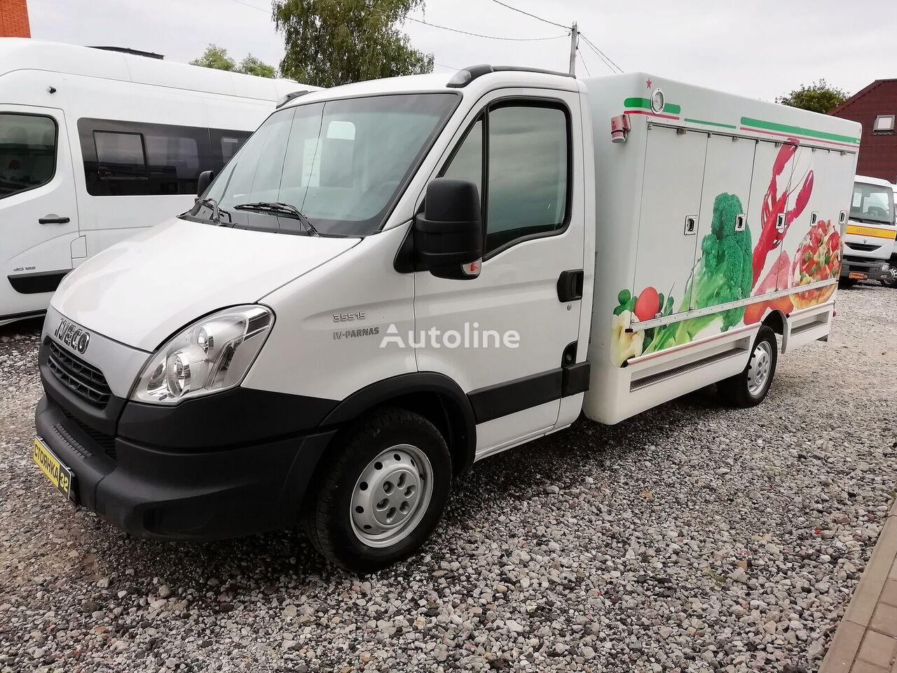 камион за сладолед < 3.5т IVECO Daily