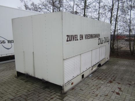 фургон за камион DIVERSE container