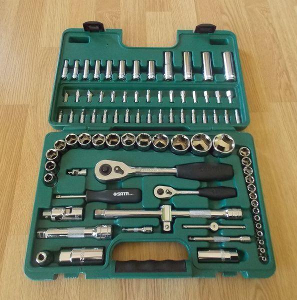 инструмент за авторемонт Zestaw Nasadek 86
