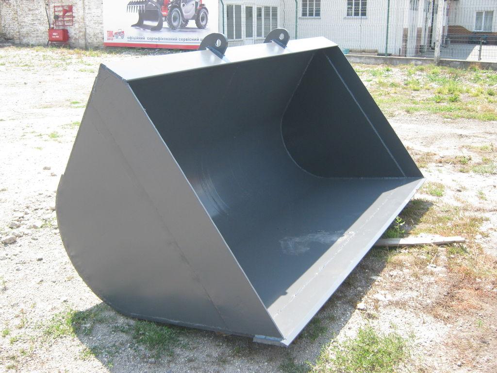 нова кофа за челен товарач MANITOU КОВШ 1.5м3 - 3м3