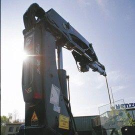 нов прикачен кран HIAB XS 322